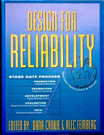 Design for Reliability Book from DfRSoft